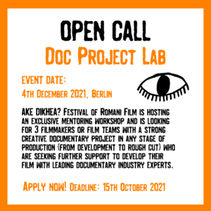 OPEN CALL FOR PROJECTS: AKE DIKHEA? 2021 DOC PROJECT LAB